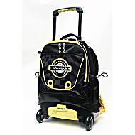 Школьный рюкзак на колесах - ранец Wheelpak Pluto Yellow - арт. WLP2149 (для 0-3 класса, 15 литров)