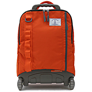 Школьный рюкзак на колесах – ранец Wheelpak Cruze Orange – арт. WLP2300 (для 3-5 класса, 21 литр)