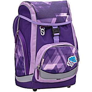 Ранец-рюкзак Belmil Comfy Pack 405-11/686 цвет Simply in Purple + дождевик