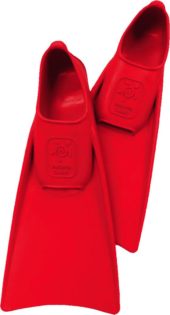 Детские ласты для плавания Proper-Carry размер 21-22, 23-24, 25-26, 27-28, 29-30, 31-32, 33-34, 35-36, 37-38, - фото 6